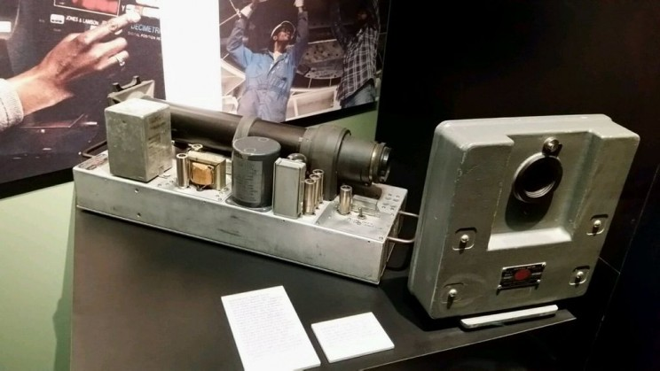 Rapatroic Camera Records Milliseconds of Nuclear Explosion