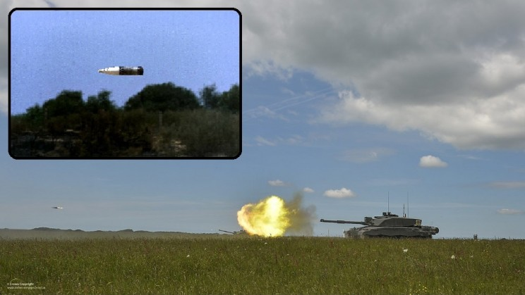 How to Film Tank Shells in Flight and in Slow Motion