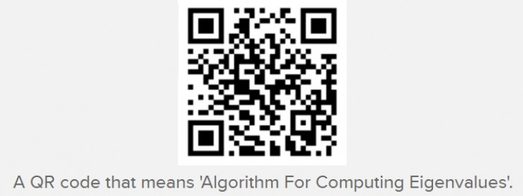 QR Algorithm
