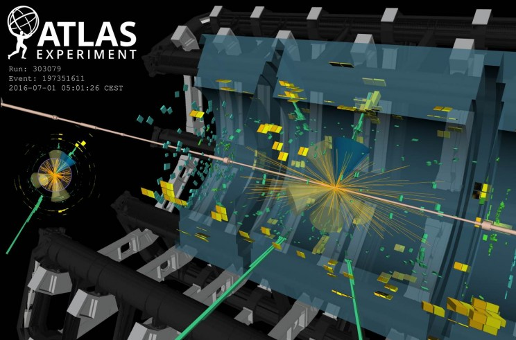 Higgs Boson and Top Quark Interaction Finally Observed at CERN