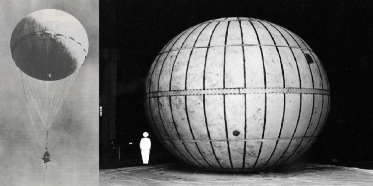 Japanese Balloon Bombs of WWII: A Little Known Attack on North America