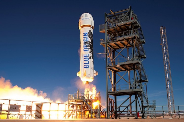 Jeff Bezos-Owned Blue Origin Will Begin Selling Suborbital Tickets in 2019