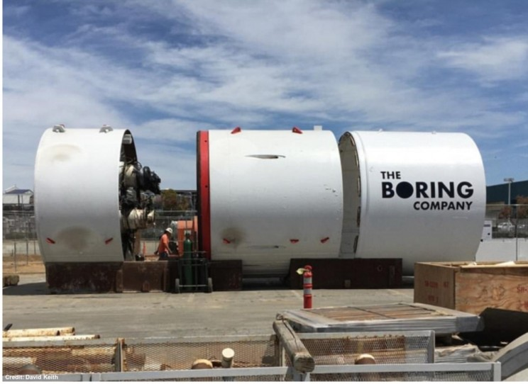The Boring Company Wins Contract to Link Downtown Chicago to O'Hare Airport