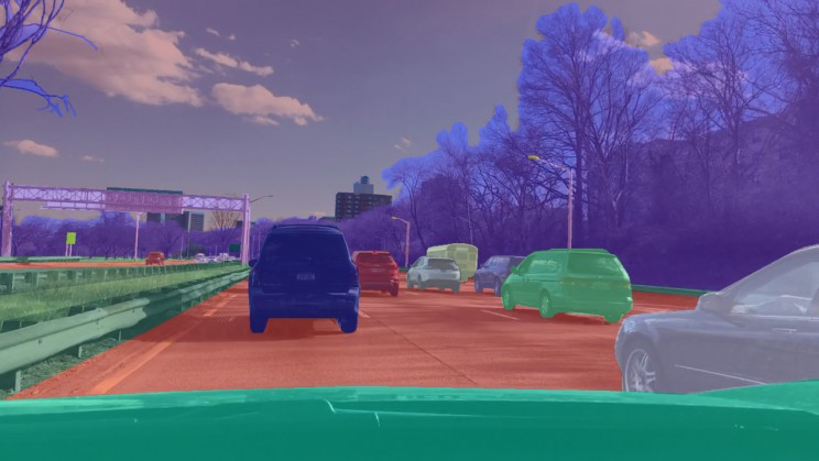 You Can Now Download the World's Largest Self-Driving Dataset