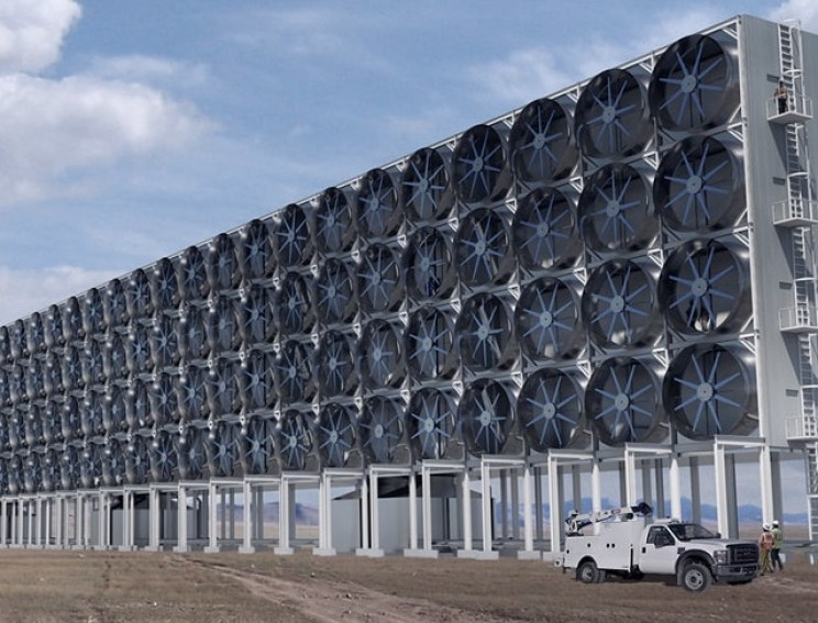 New Study Shows Extracting Carbon Dioxide from Air Is Actually Feasible