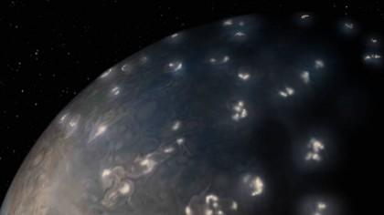 NASA's Juno Probe Unlocks Secrets of Jupiter's Unusual Lightning Storms