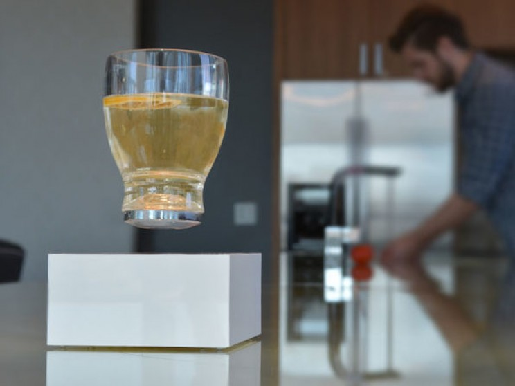 This Levitating Cup Is the Life of Any Party