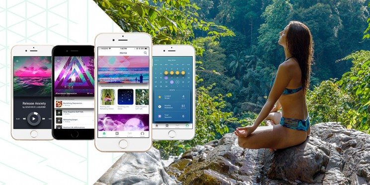 This App Uses AI to Make Meditation Easier Than Ever