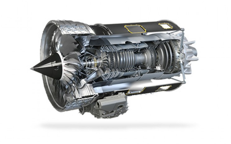 Rolls Royce Unveils New Engine Family For Business Aviation
