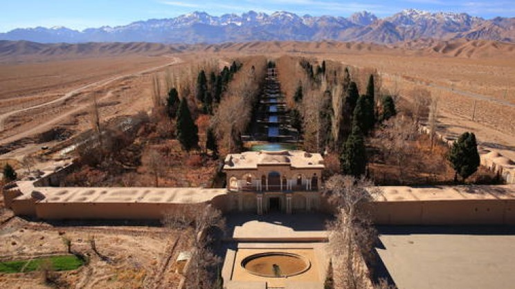 Iran's Underground 'Qanat' Channels Are Ingenious Ancient Solutions for Sourcing Water