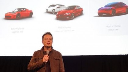 Tesla Shareholders Meeting Almost Saw Elon Musk Stripped of Chairman Title