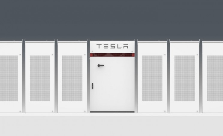 Tesla is Building a Powerful Battery System with a Capacity of Up to 1.1 GWh