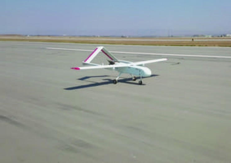 NASA's Unmanned Aircraft Flies Through Public Airspace Alone