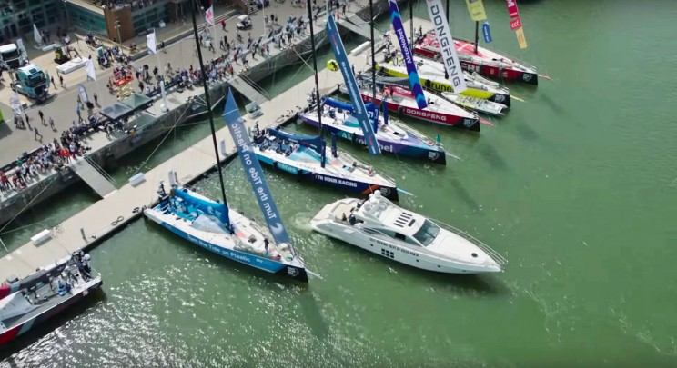 Volvo Penta Unveils Self-Docking System for Yachts in Live Demonstration