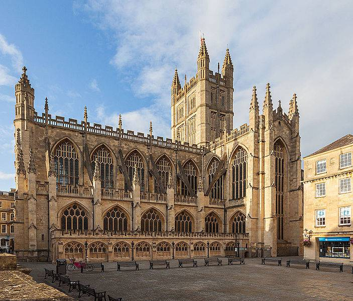gothic architecture terms