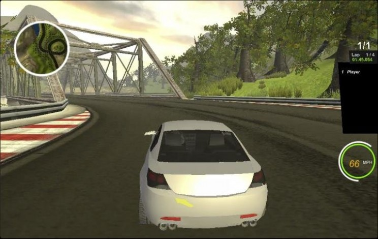 New Car Games >> New Interface Makes Racing Games Accessible To Blind Players