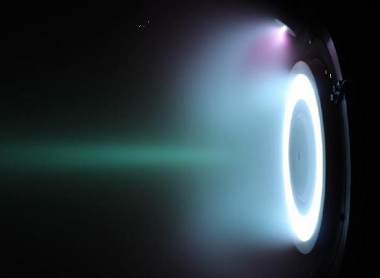 Future Space Missions May Receive Boost from Newly Tested Air-Fueled Ion Thruster