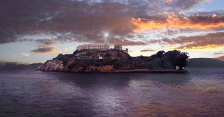 Laser Scans Reveal Lost Civil War Tunnels Beneath Alcatraz