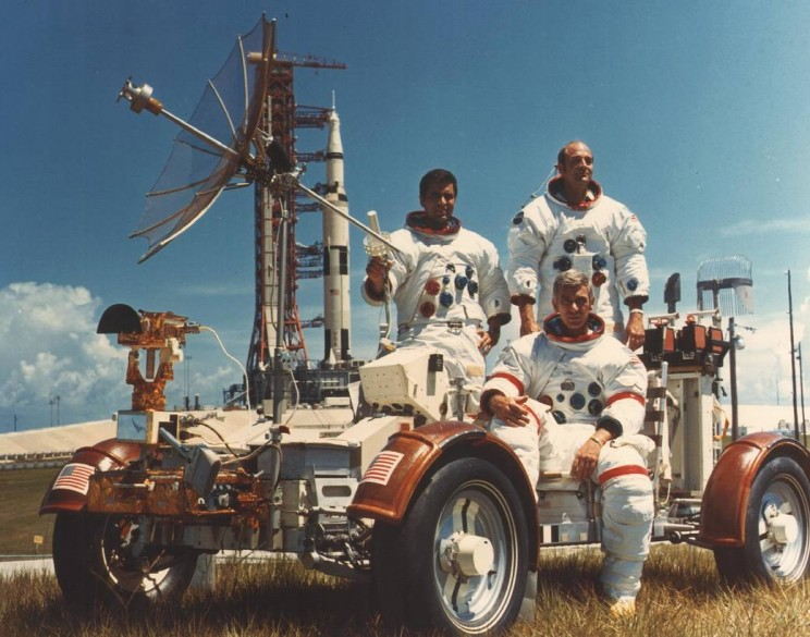 Apollo 17 Astronauts Urge for Missions to Moon Before Starting Mars Exploration