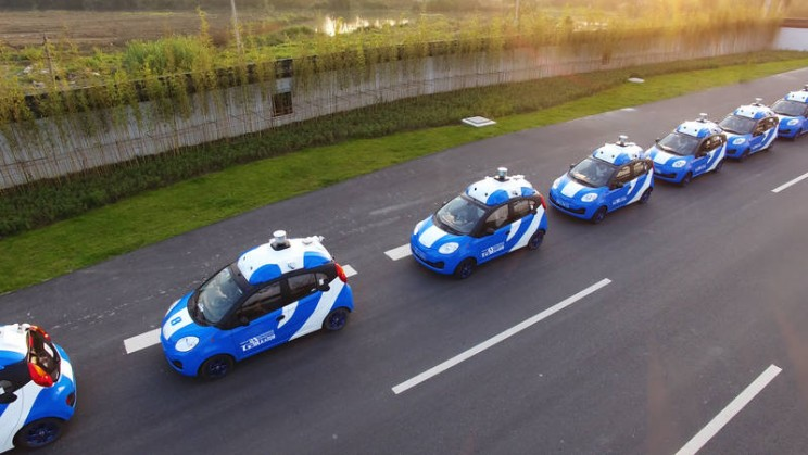 Major Chinese Tech Company Gets License to Test Self-Driving Cars