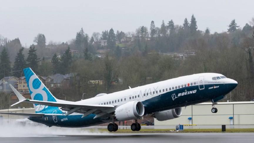 Boeing 737 Max 8 Finnair