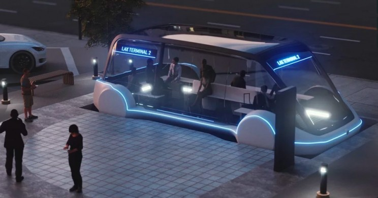 Boring Company Reveals Details of 15-Minute 'Loop' Route From Washington D.C. to Baltimore