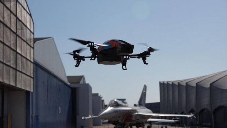 Switzerland Plans to Deploy Europe's First Drone Air Traffic Management System
