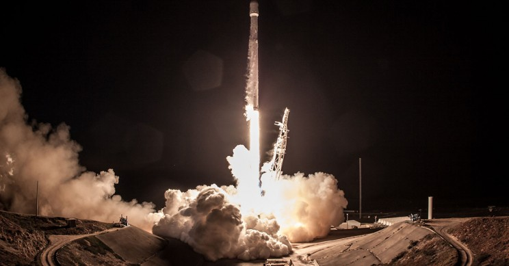 SpaceX's Dragon Crew Capsule Successfully Launches for ISS