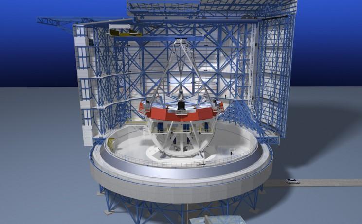 10 Times More Powerful Than Hubble: Massive New Telescope Set for 2025