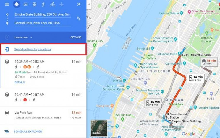 You Can Get the Most Out of Google Maps with These 33 Hacks, Tricks and Easter Eggs