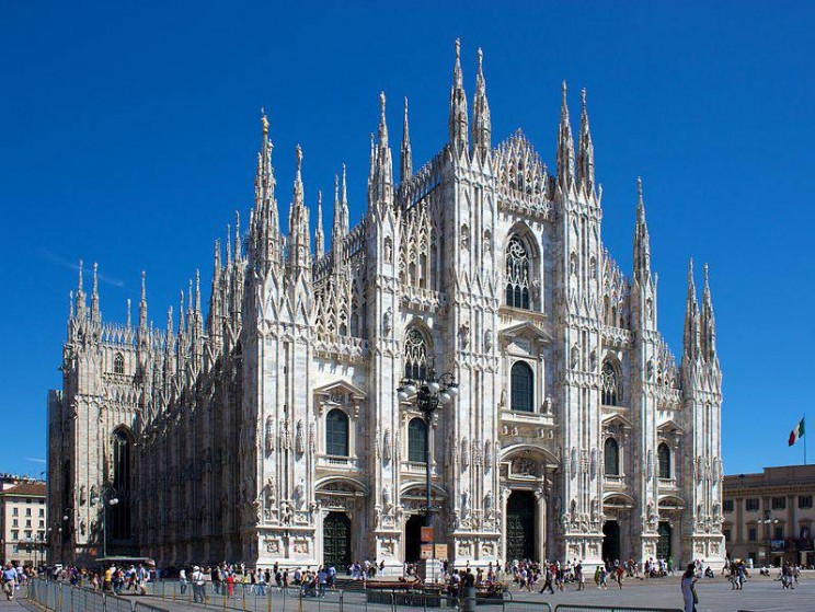 The 39 Greatest Constructions of Gothic Architecture in ...