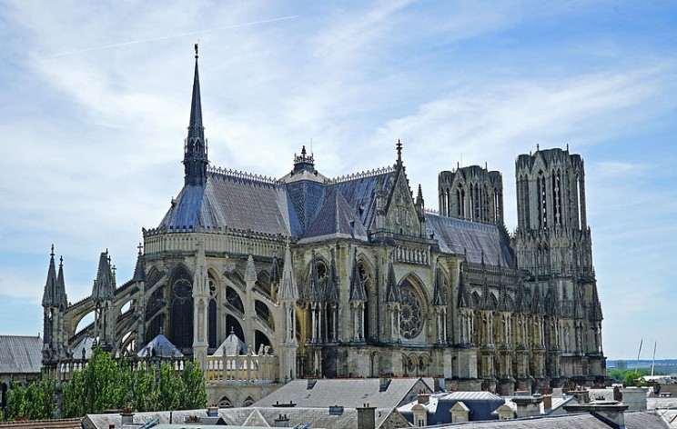 The 39 Greatest Constructions of Gothic Architecture in the