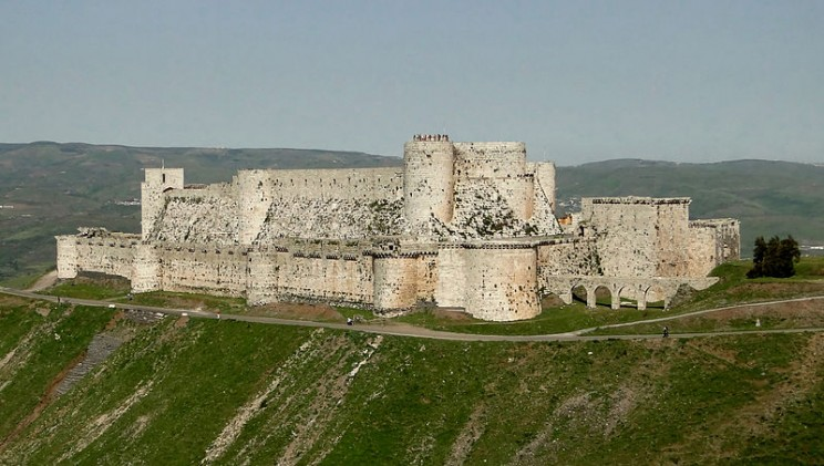 21 of the Great Fortresses Around the World