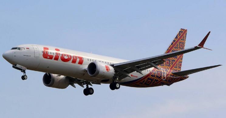 Lion Air 737 Max 8