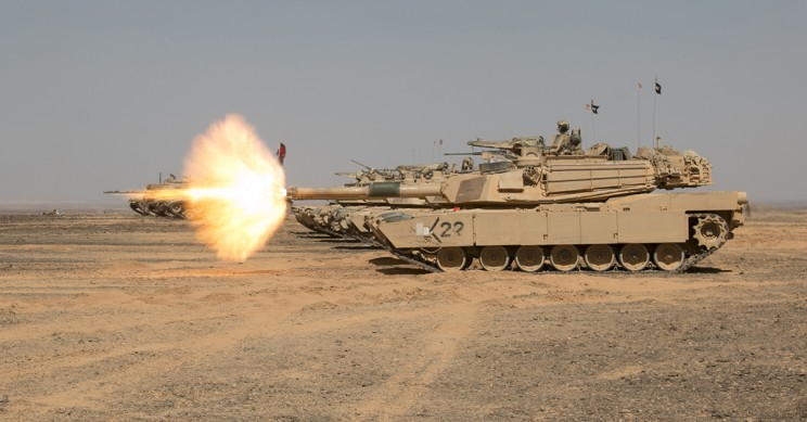 US Army Clarifies Policy on Tank Automated Targeting System