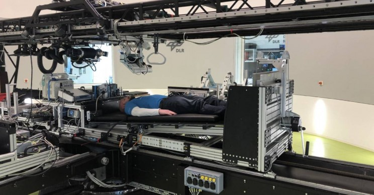 NASA to Pay $19000 to People to Lay in Bed for 60 Days