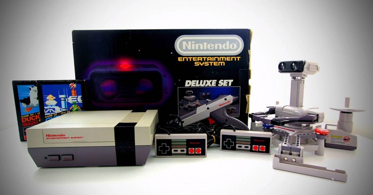 How Nintendo's 10NES Chip Saved Console Gaming From Itself