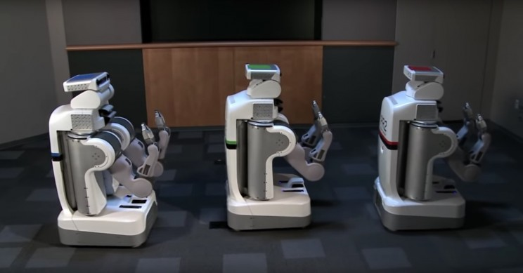 Robotics and AR to Help Those with Motor Impairments