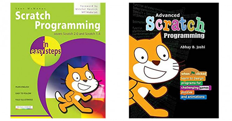 Scratch Books
