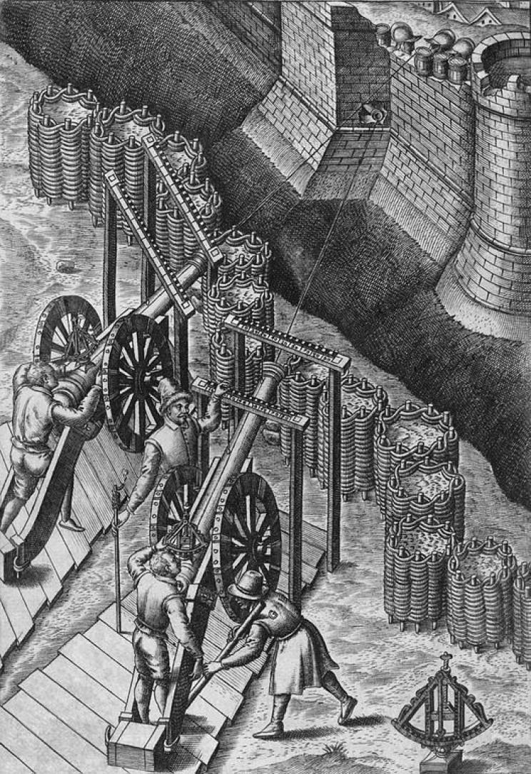 Sixteenth Century Cannon