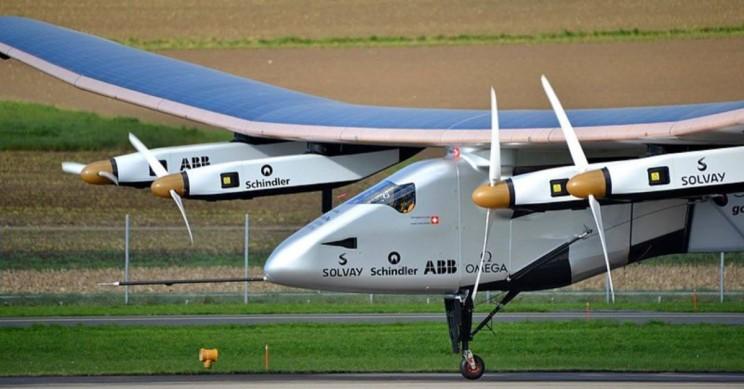 Solar Impulse S2