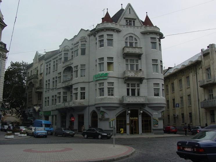 Stefan Banach Cafe
