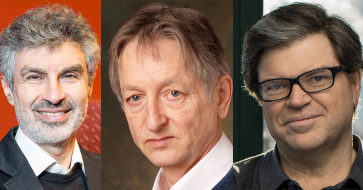 3 Artificial Intelligence Pioneers Awarded 2018 Turing Award