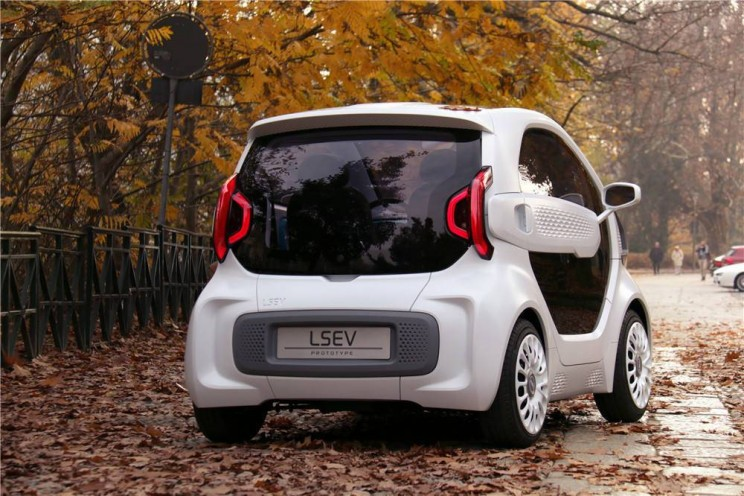 These 3D Printed Cars Start at Just $10,000