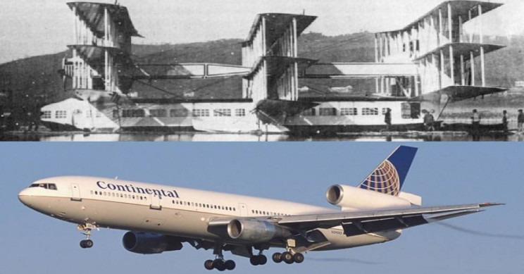 7 of The Worst Aircraft Design Flaws of All Time