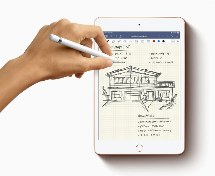 Apple Releases New iPad Range Ahead of Streaming Service Announcement