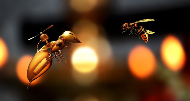 Bees Talk to Fish: A New Technology Enables Cross Species Communication