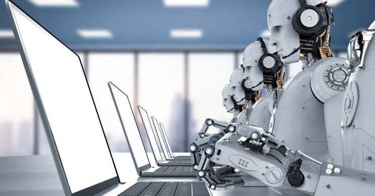 New Study Finds Better Robots Demoralize Co-Workers