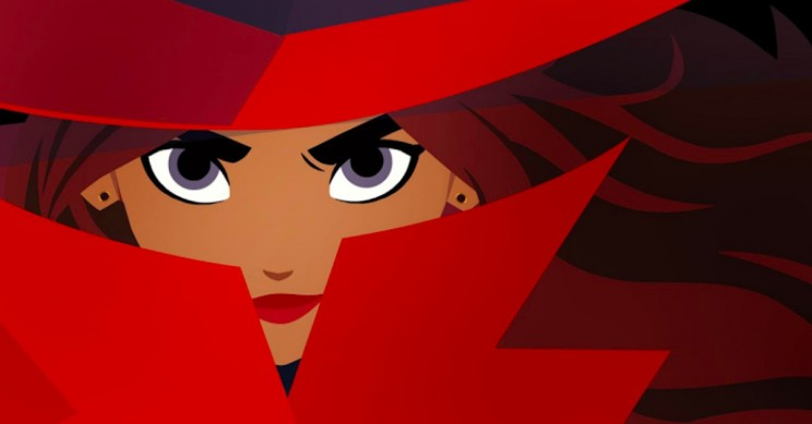 Where on GoogleEarth is Carmen Sandiego?