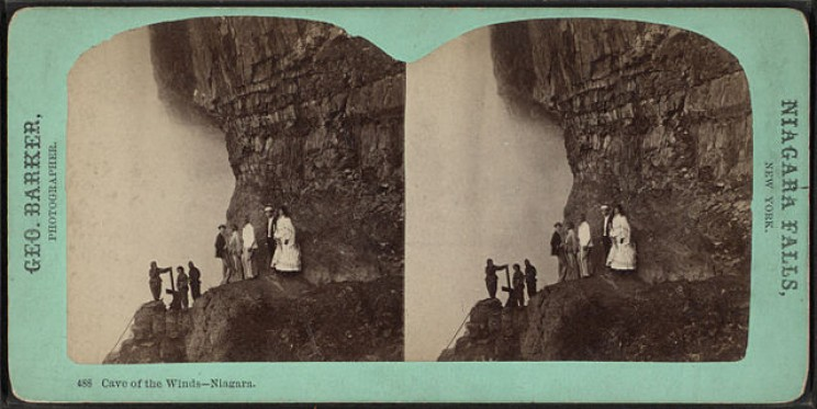 The Cave Of The Winds The History Of One Of Niagara Falls Biggest Attractions